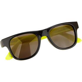 XLC Kentucky SG-K03 Glasses Kids, negro/amarillo